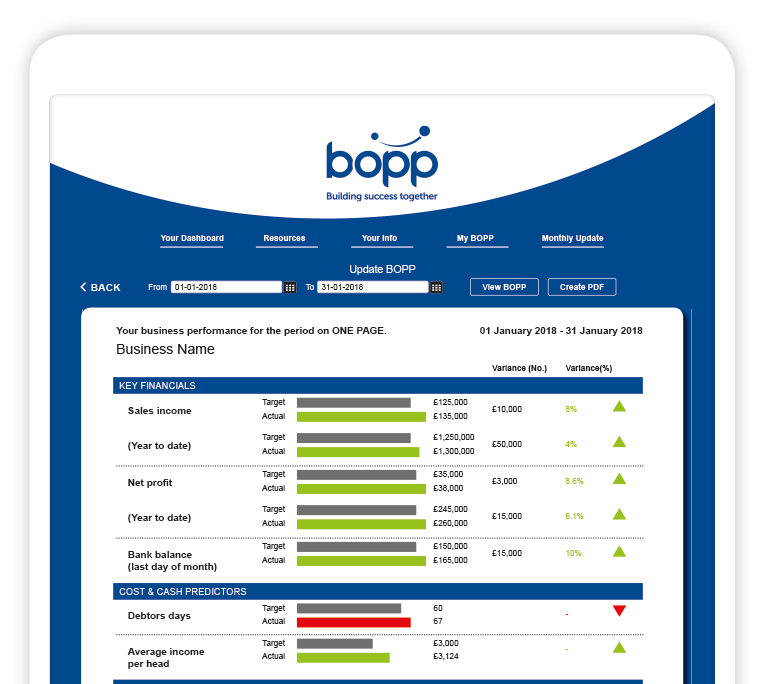 What is BOPP?
