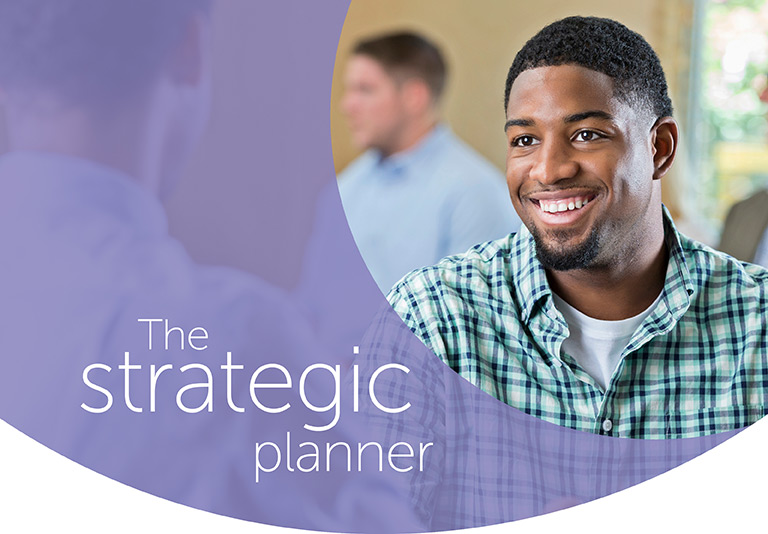 The strategic planner