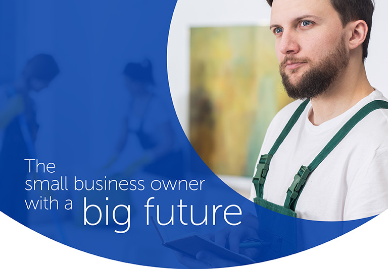 The small business owner with a big future